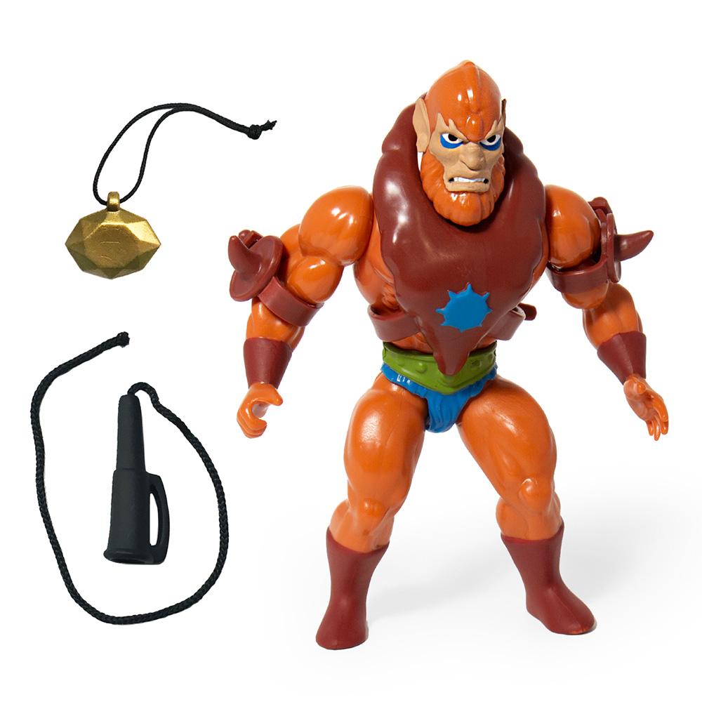 Muñeco de Beast Man Super7 The Vintage Collection