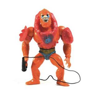 Muñeco de Beast Man vintage