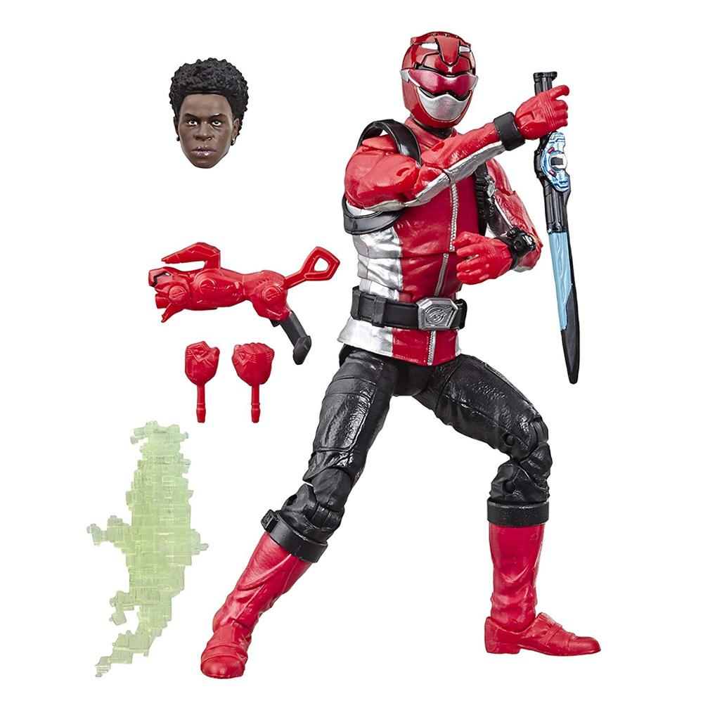 Muñeco Beast Morphers Red Ranger