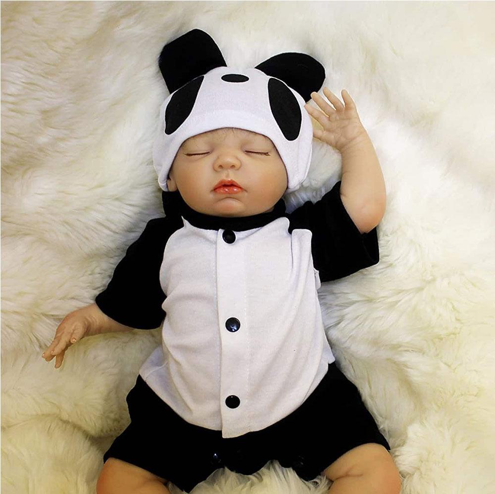Muñeco bebé realista ZIYIUI