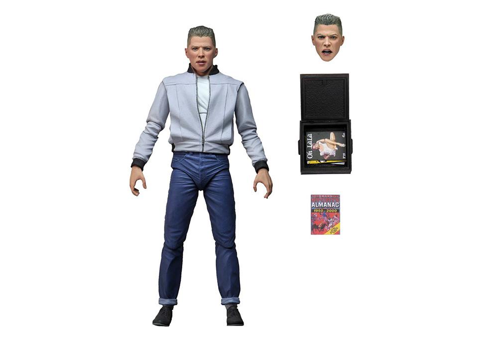 Muñeco de Biff Volver al Futuro NECA
