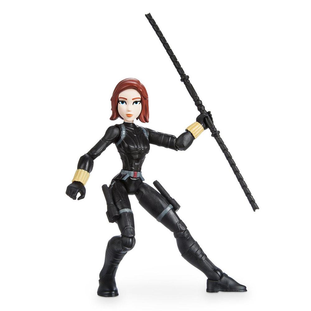 Muñeco de Black Widow Marvel Toybox