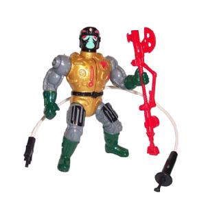 Muñeco de Blast-Attak He-Man MOTU vintage