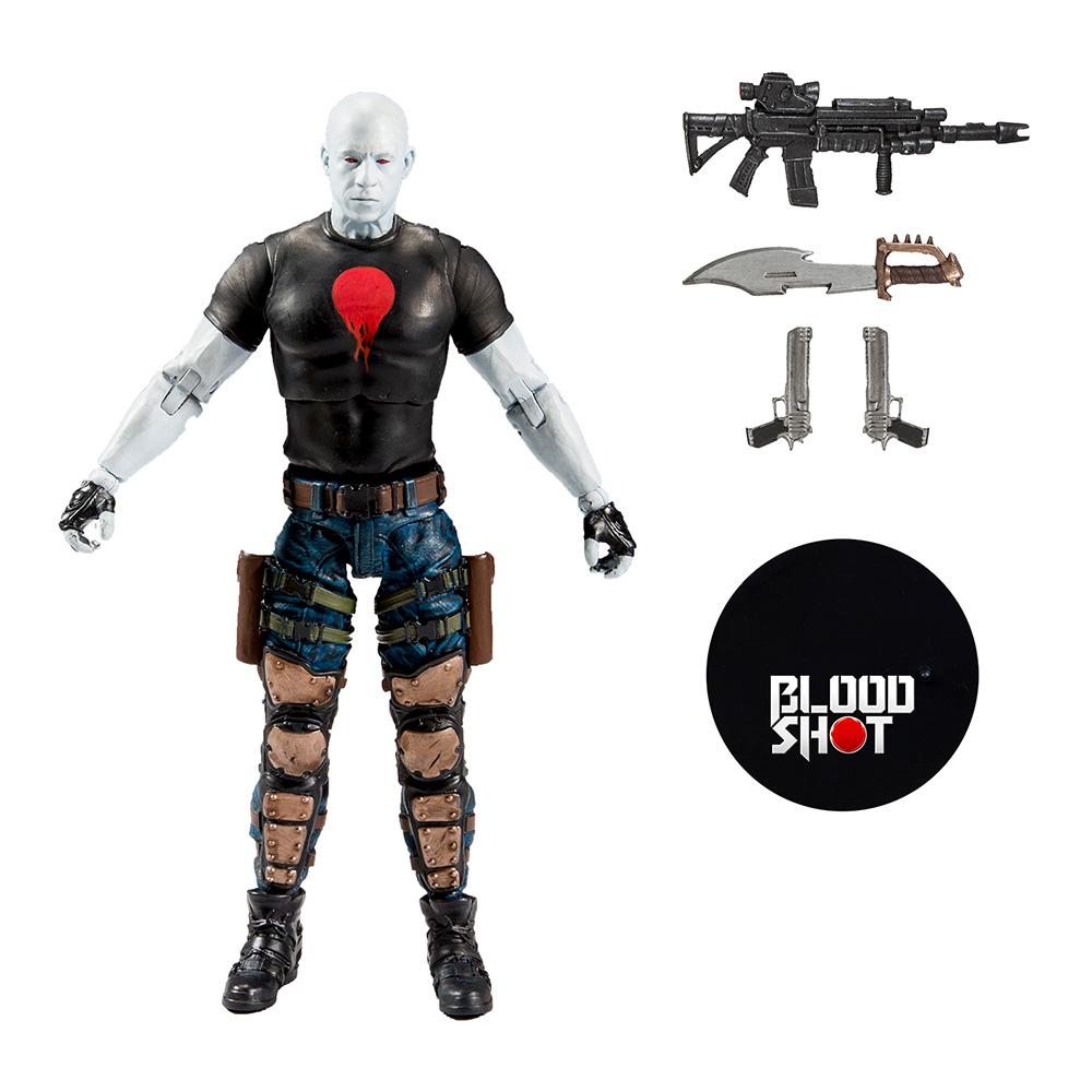 Muñeco Bloodshot de McFarlane Toys 4