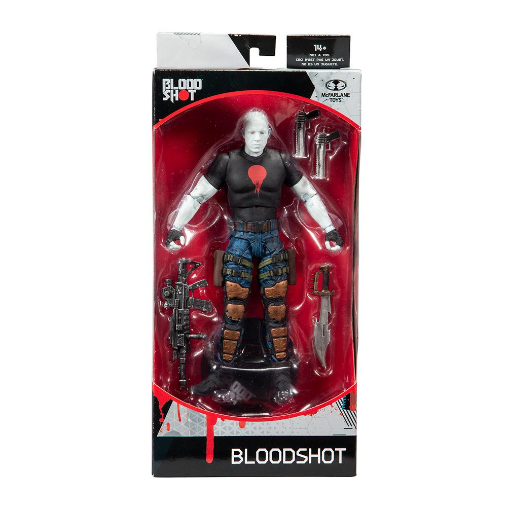Muñeco Bloodshot de McFarlane Toys 5