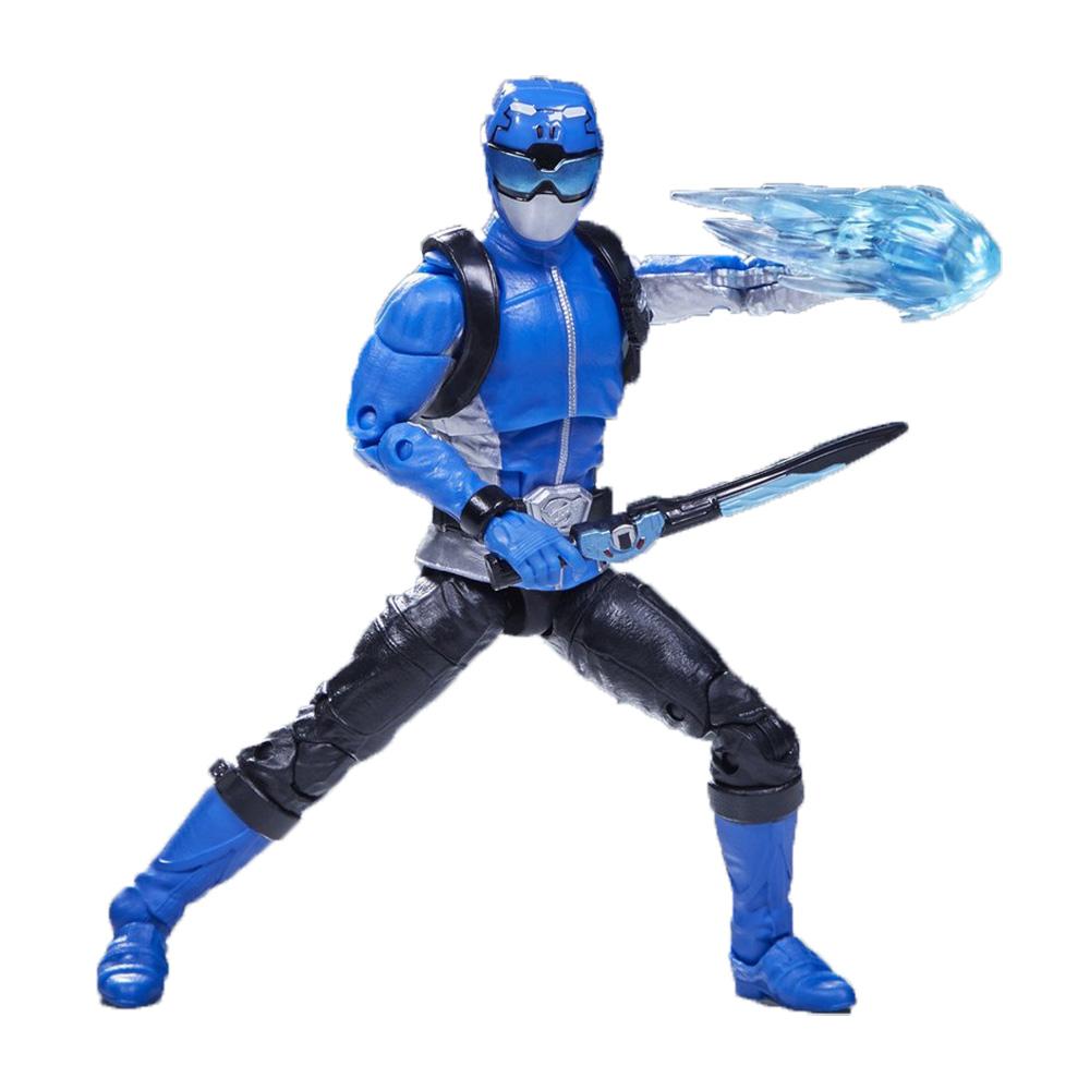 Muñeco Blue Ranger Power Rangers Beast Morphers