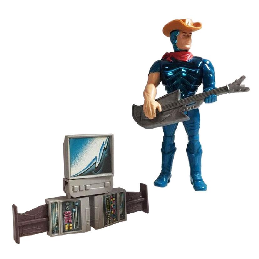 Muñeco de Bluegrass (Vaquero) Ultrasonic Suit Halcones Galácticos