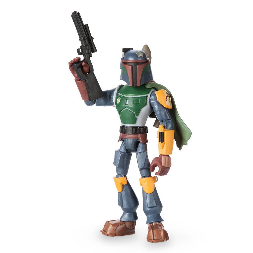 Muñeco de Boba Fett Star Wars Toybox