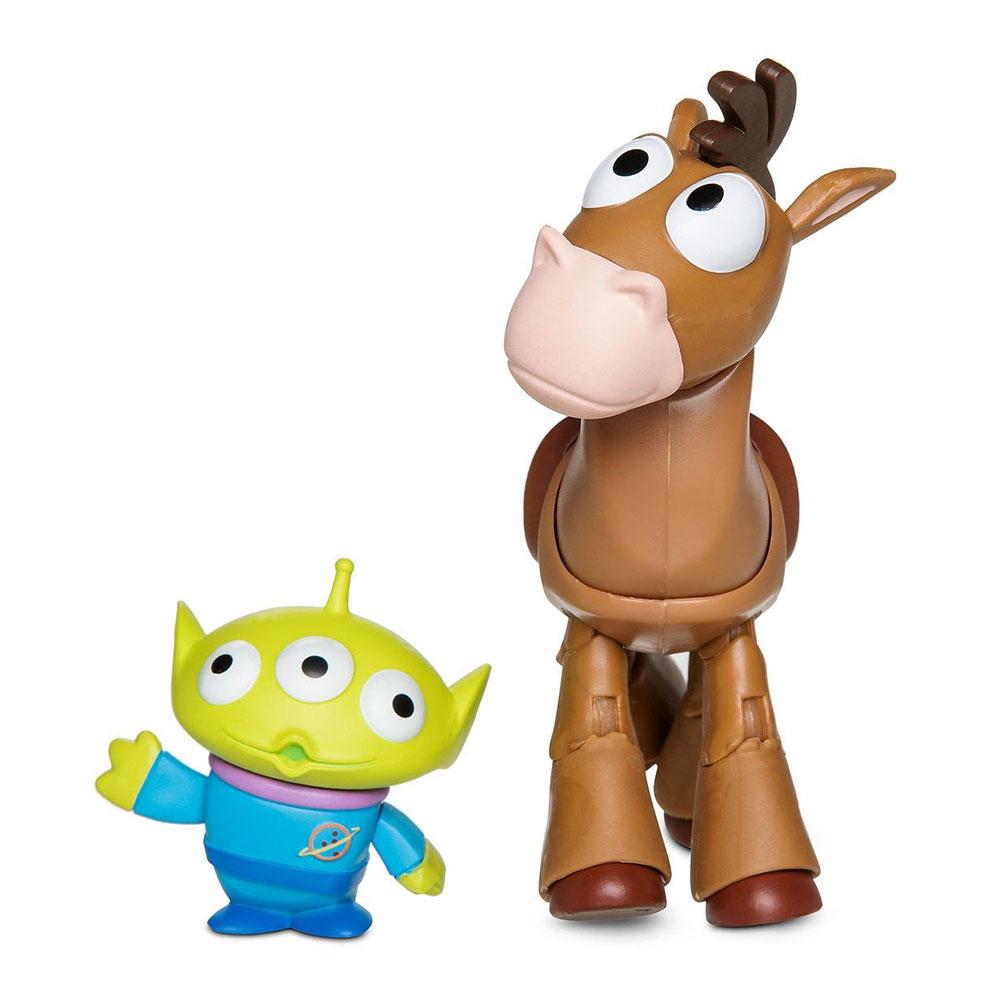 Muñeco de Bullseye Toy Story Toybox