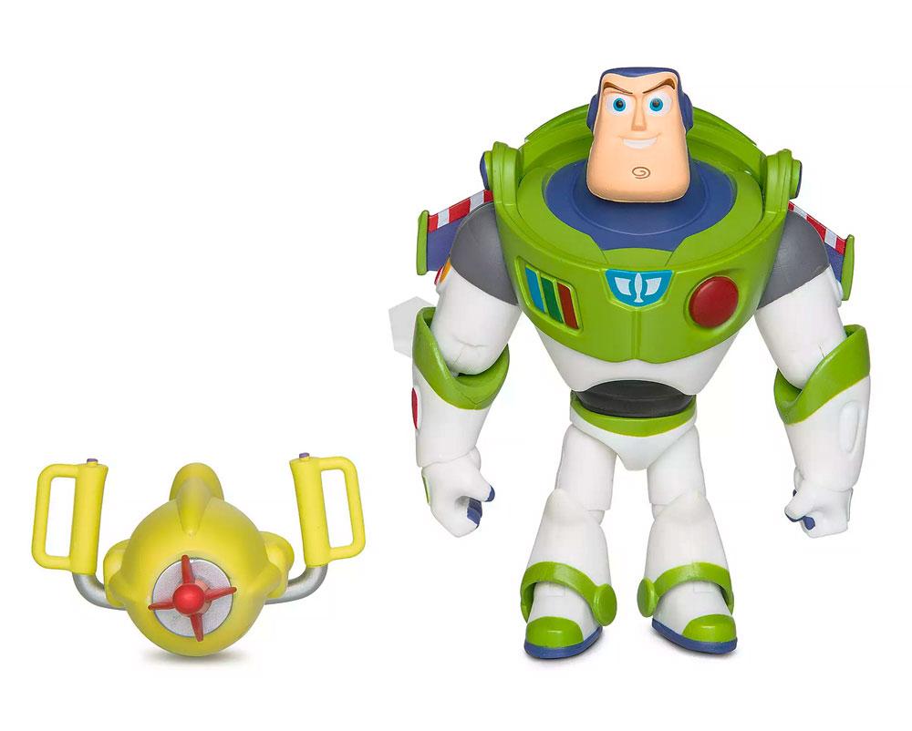 Muñeco de Buzz Lightyear Toy Story Toybox