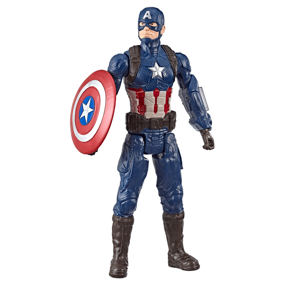 Muñeco del Capitán América Titan Hero