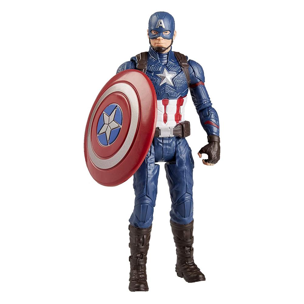 Muñeco del Capitán América Avengers Hasbro
