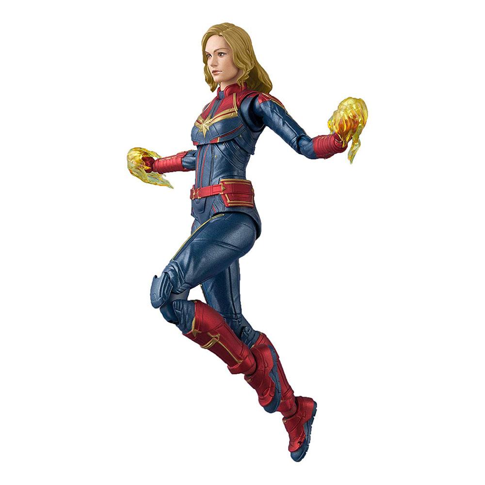 Muñeco de Captain Marvel Bandai