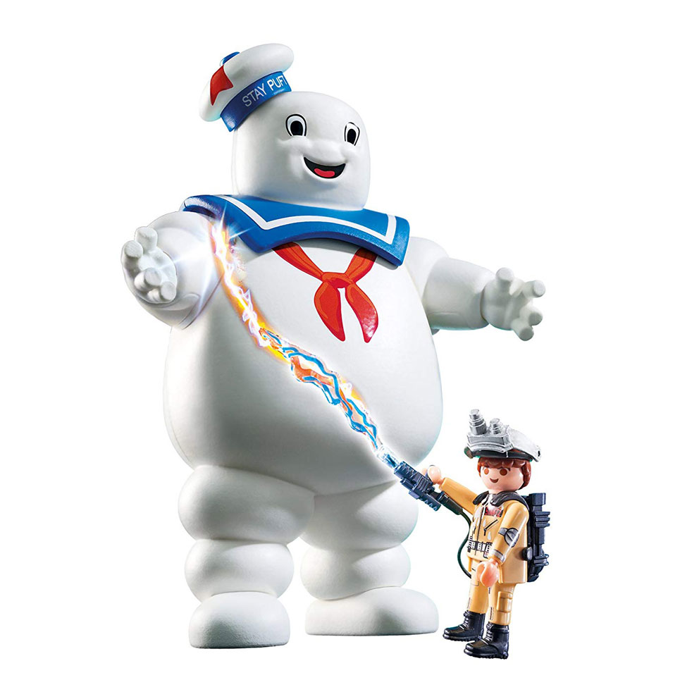 Muñeco de Cazafantasmas Marshmallow Man Playmobil
