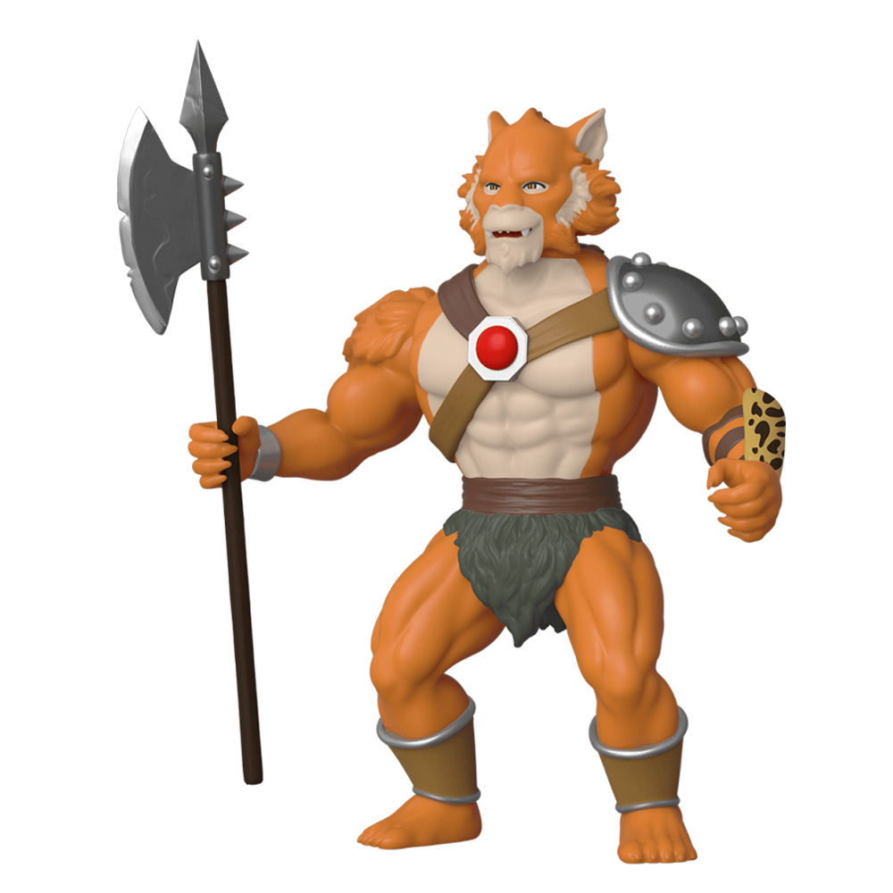 Muñeco de Chacalo Thundercats Savage World