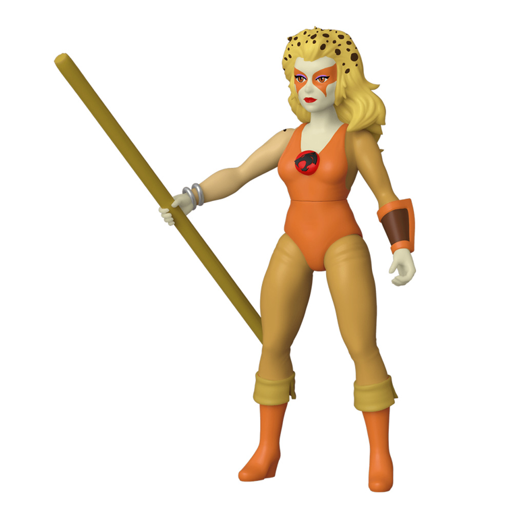 Muñeco de Cheetara Thundercats Savage World