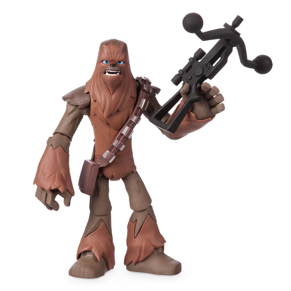 Muñeco de Chewbacca Star Wars Toybox