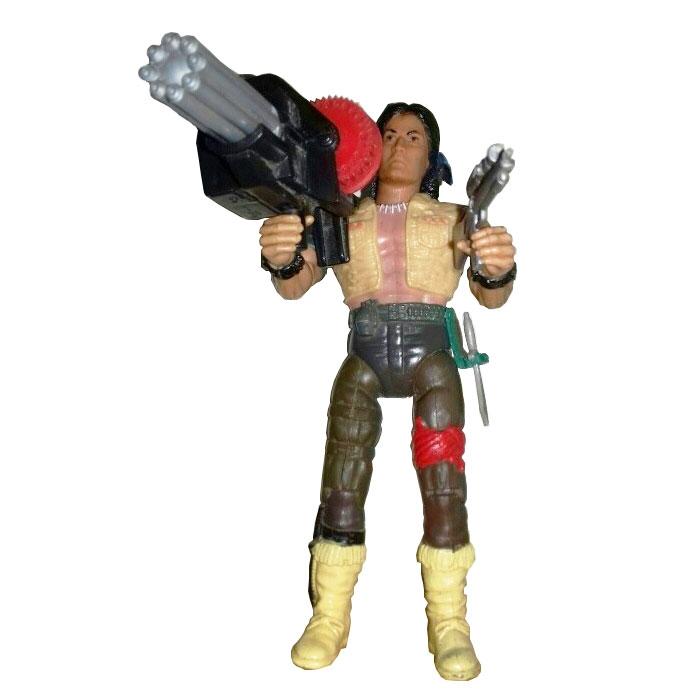 Muñeco de Chief - Rambo