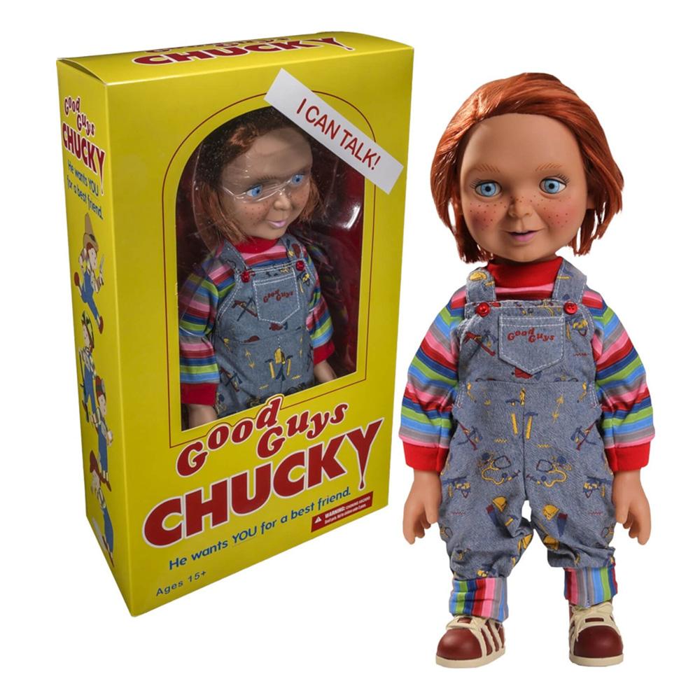 Muñeco Good Guys Chucky de Mezco con sonido