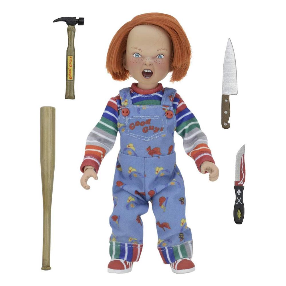 Muñeco de Chucky de NECA