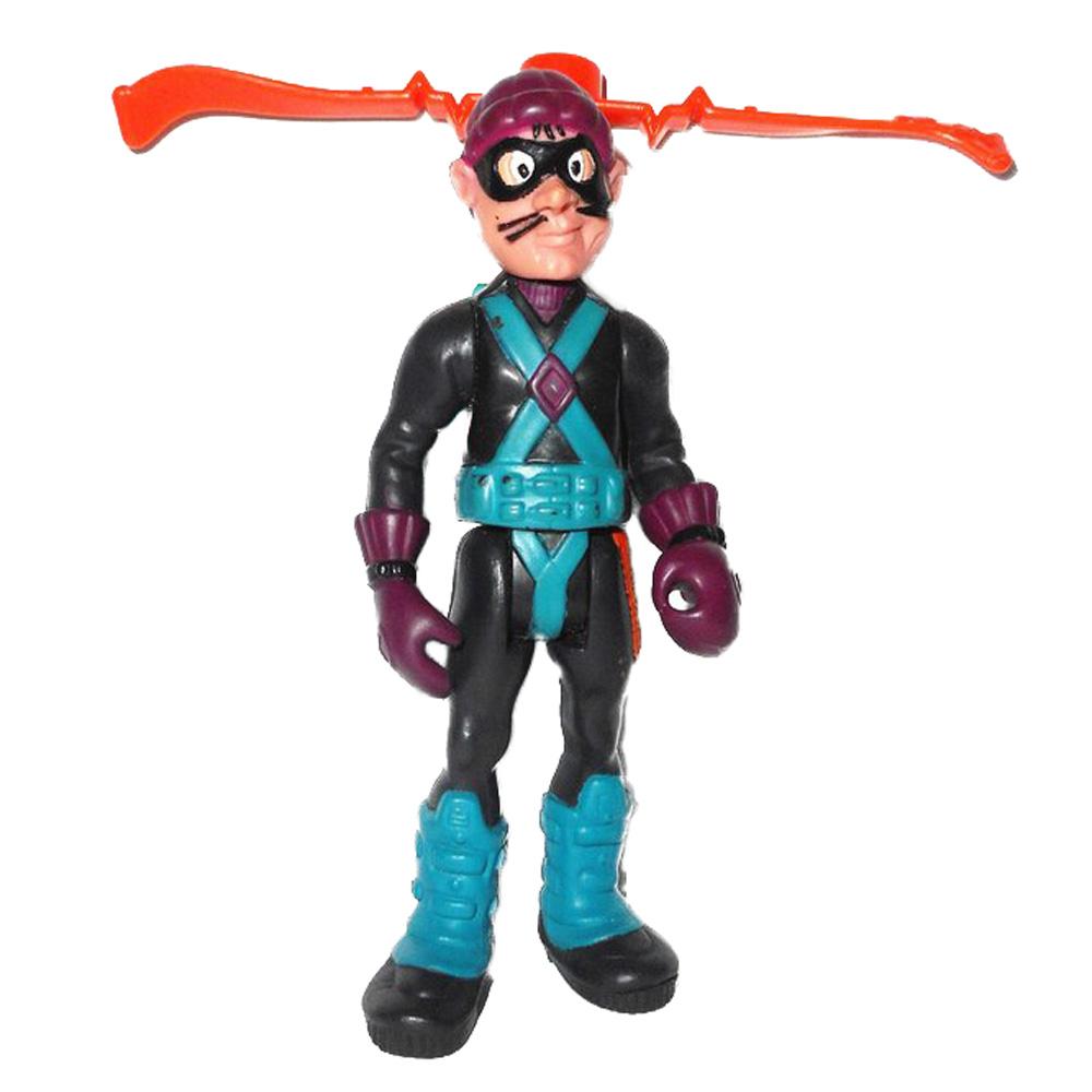 Muñeco de Claw Locademia de Policía