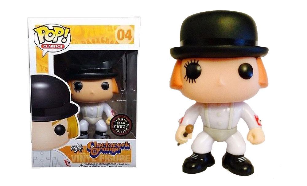 Muñeco Clockwork Orange de Funko Pop