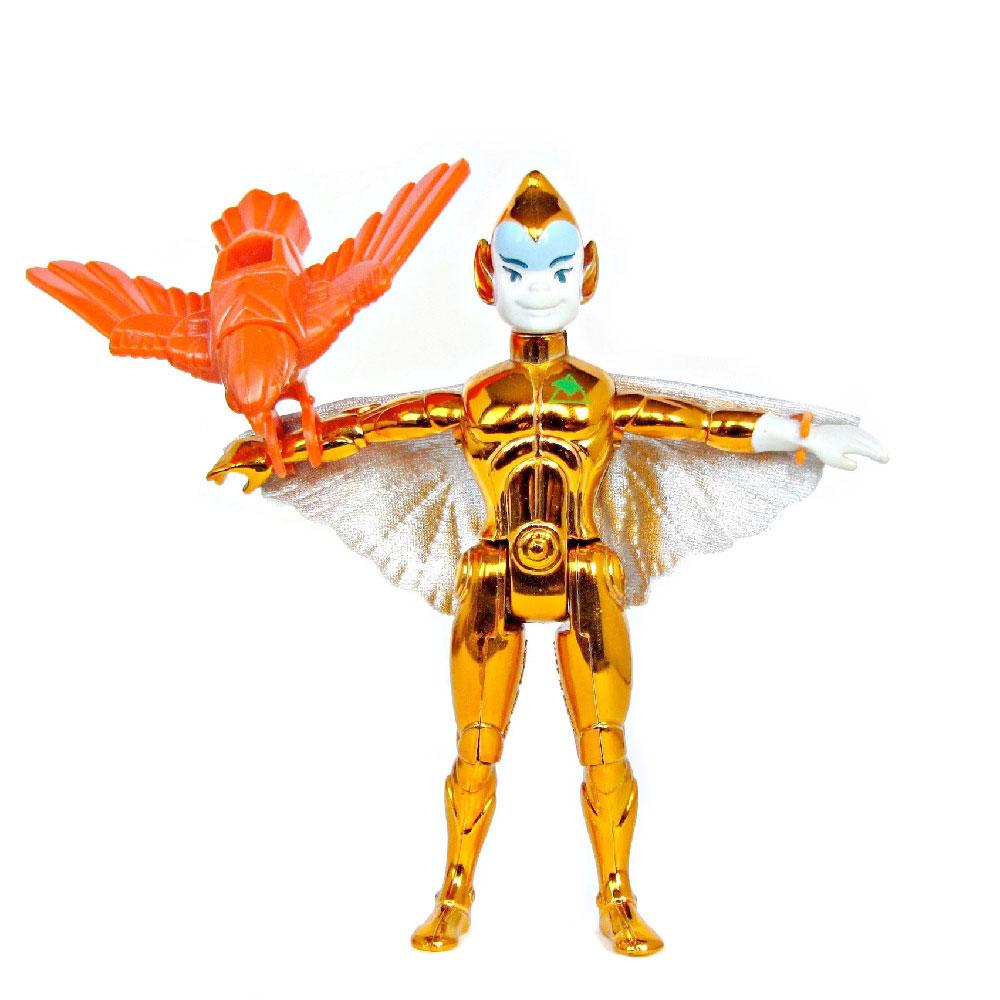 Muñeco de Copper Kidd (Niño de Cobre) Halcones Galácticos