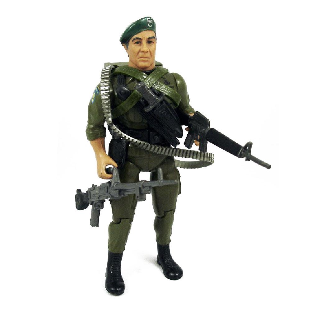 Muñeco del Coronel Trautman - Rambo