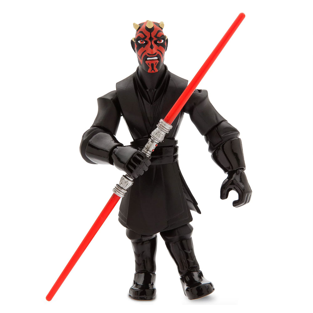 Muñeco de Darth Maul Star Wars Toybox