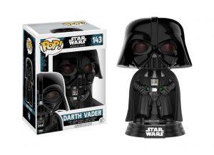 Muñeco de Darth Vader Star Wars Funko Pop