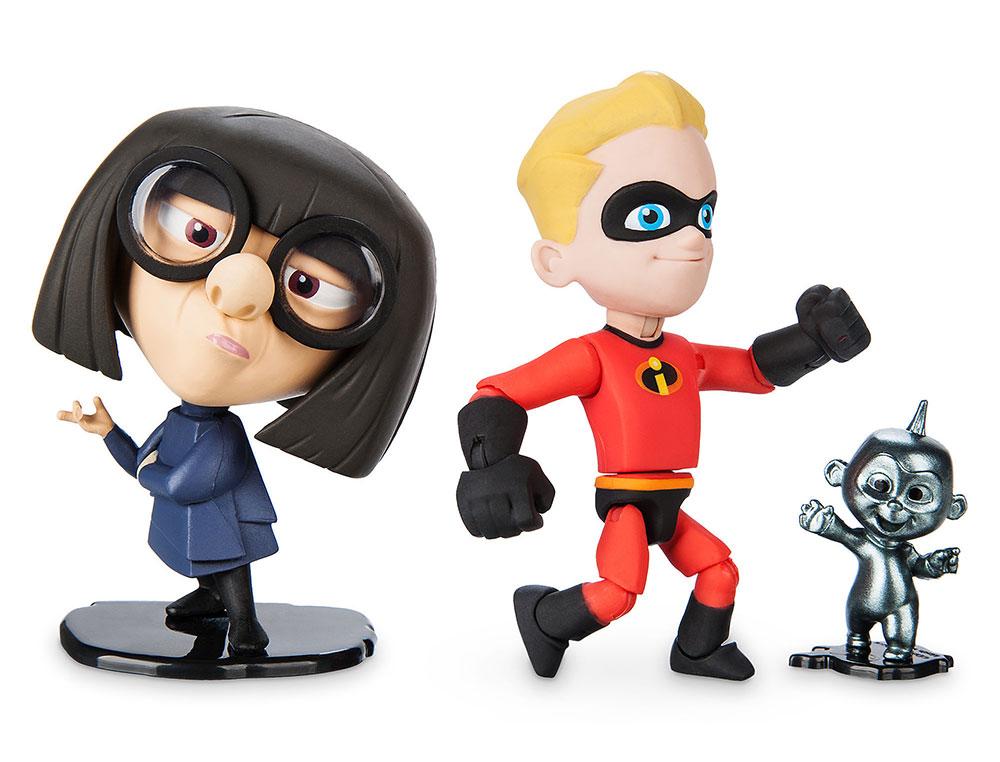 Muñeco de Dash Los Increíbles Toybox