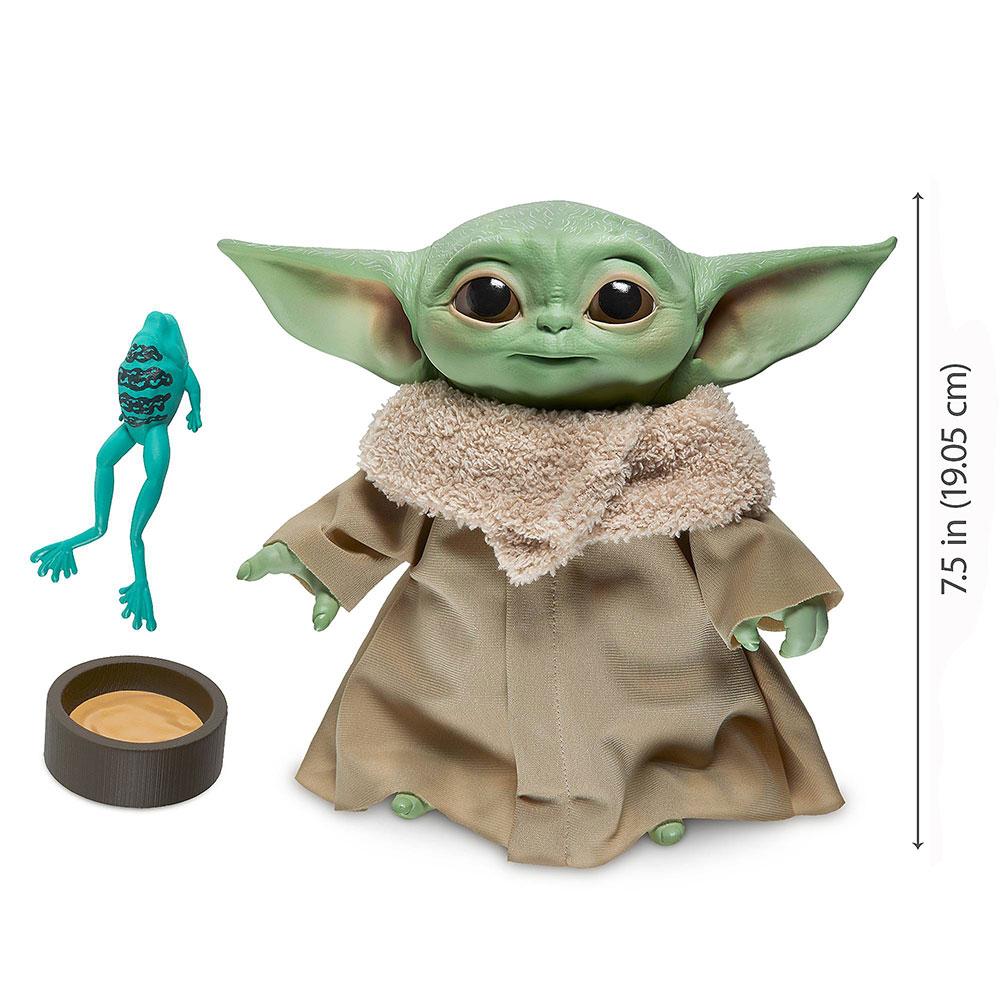 Muñeco de Baby Yoda