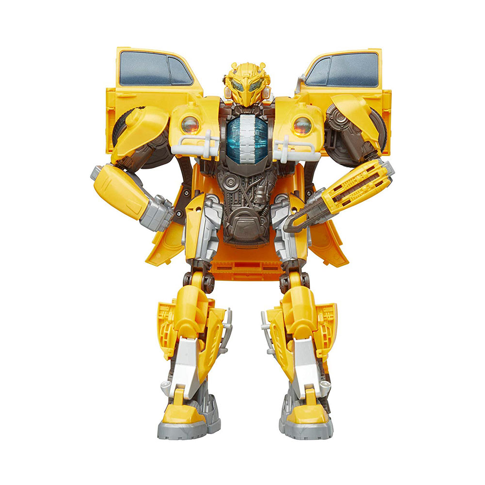 Muñeco de Bumblebee Power Charge
