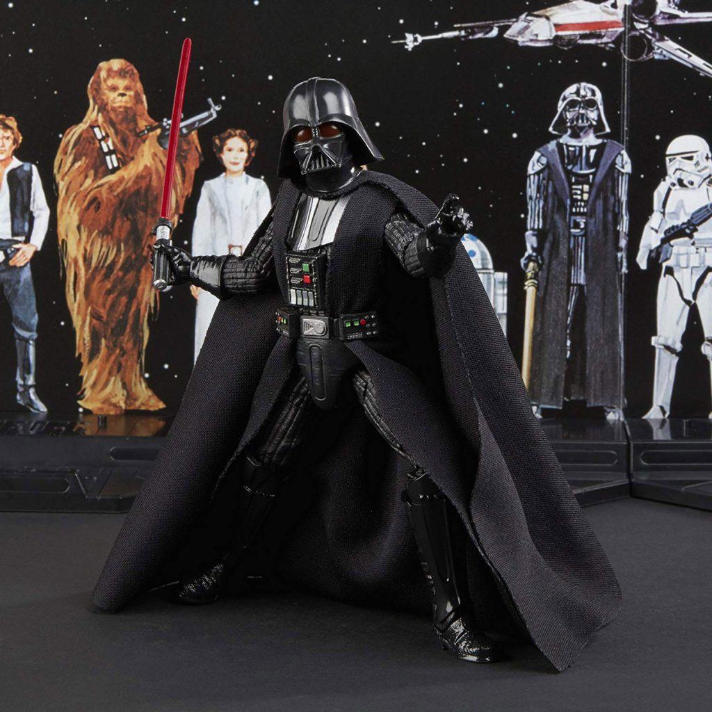 Muñeco de Darth Vader 40th Anniversary
