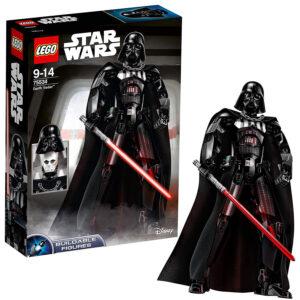 Muñeco de Darth Vader Star Wars LEGO