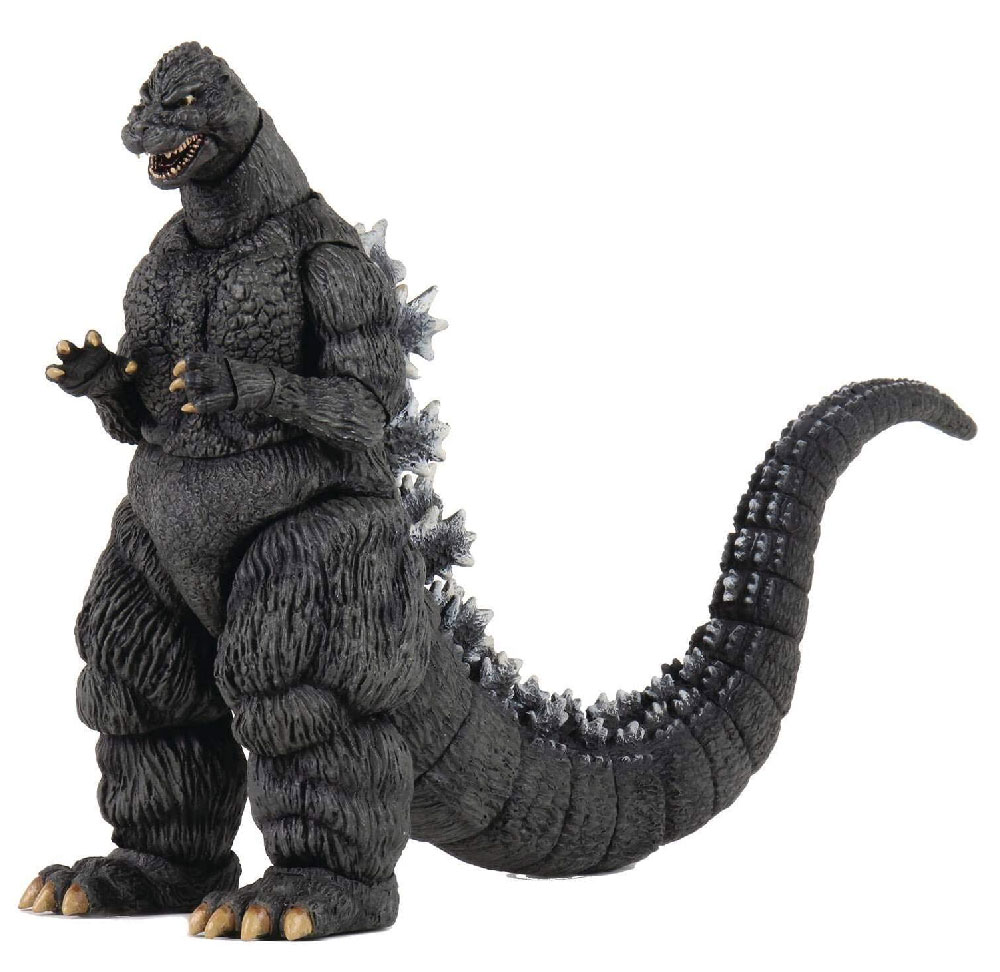 Godzilla de Godzilla vs. Biollante (1989) de NECA
