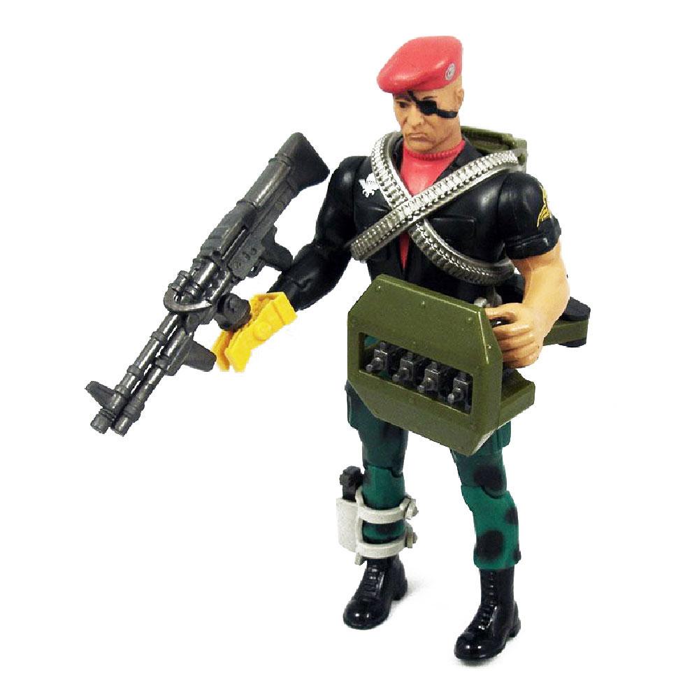 Muñeco de Gripper - Rambo