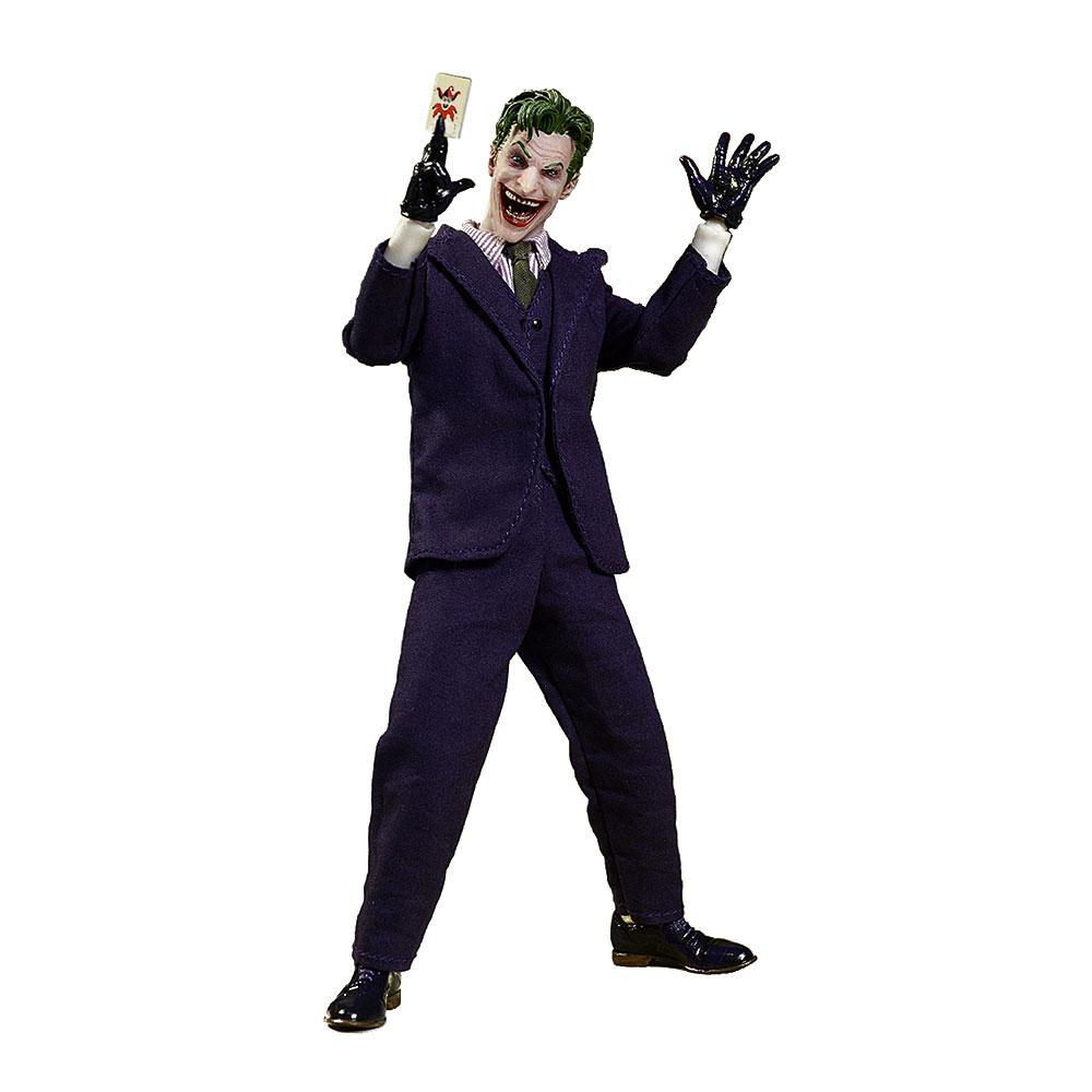 Muñeco Joker de One:12 Mezco