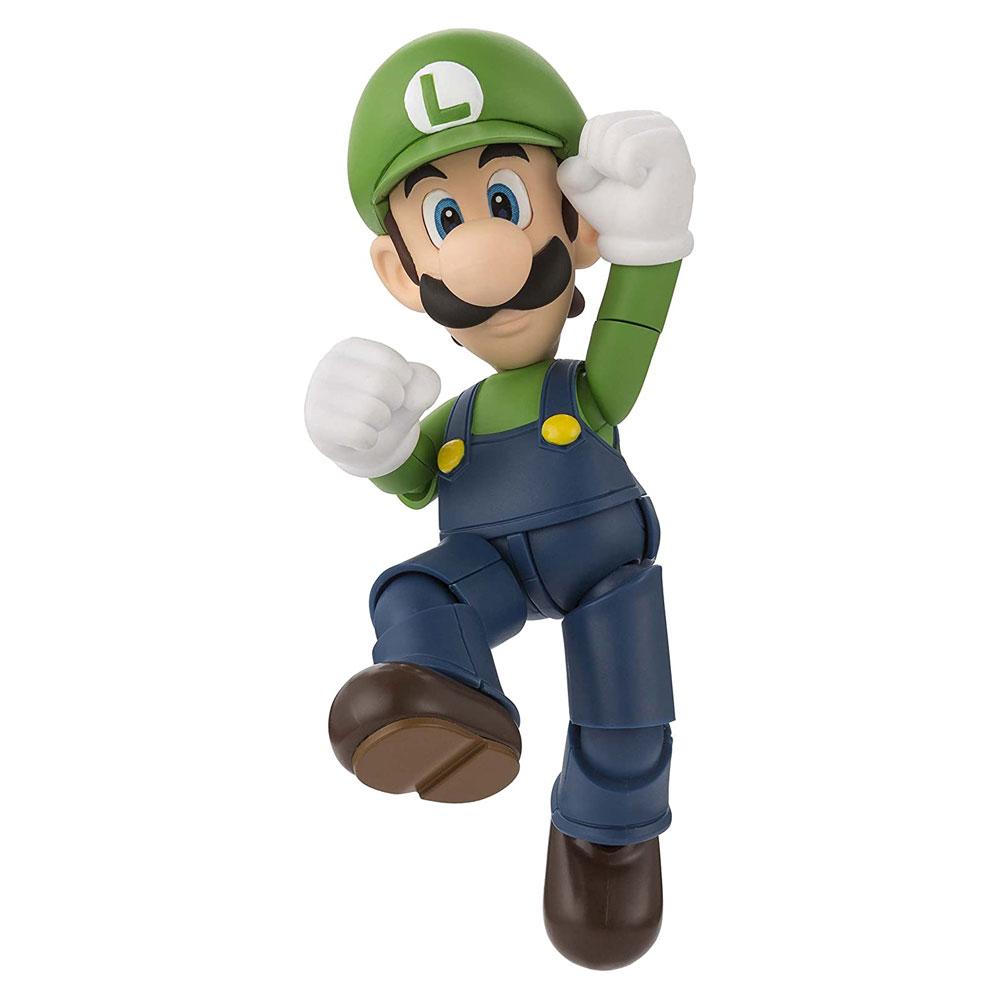 Muñeco de Luigi - Super Mario
