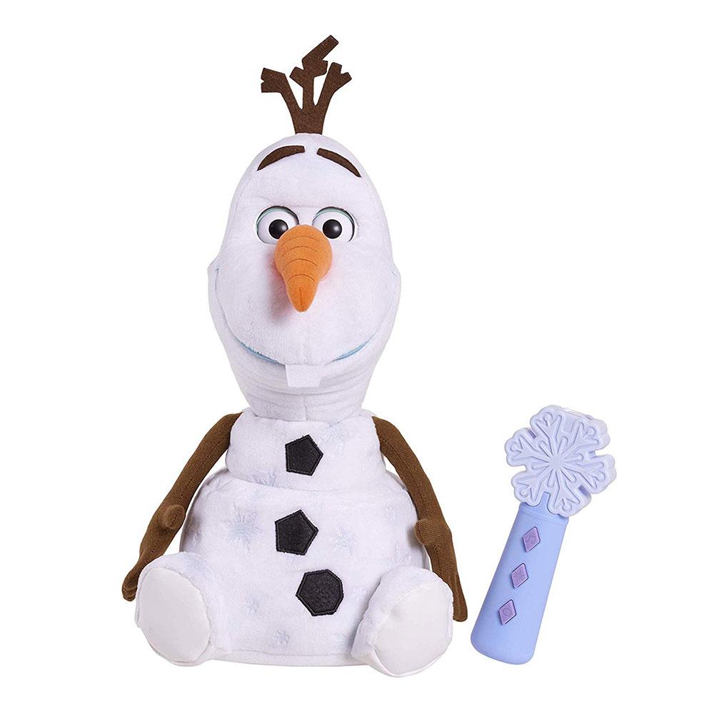 Muñeco de nieve Olaf interactivo Frozen