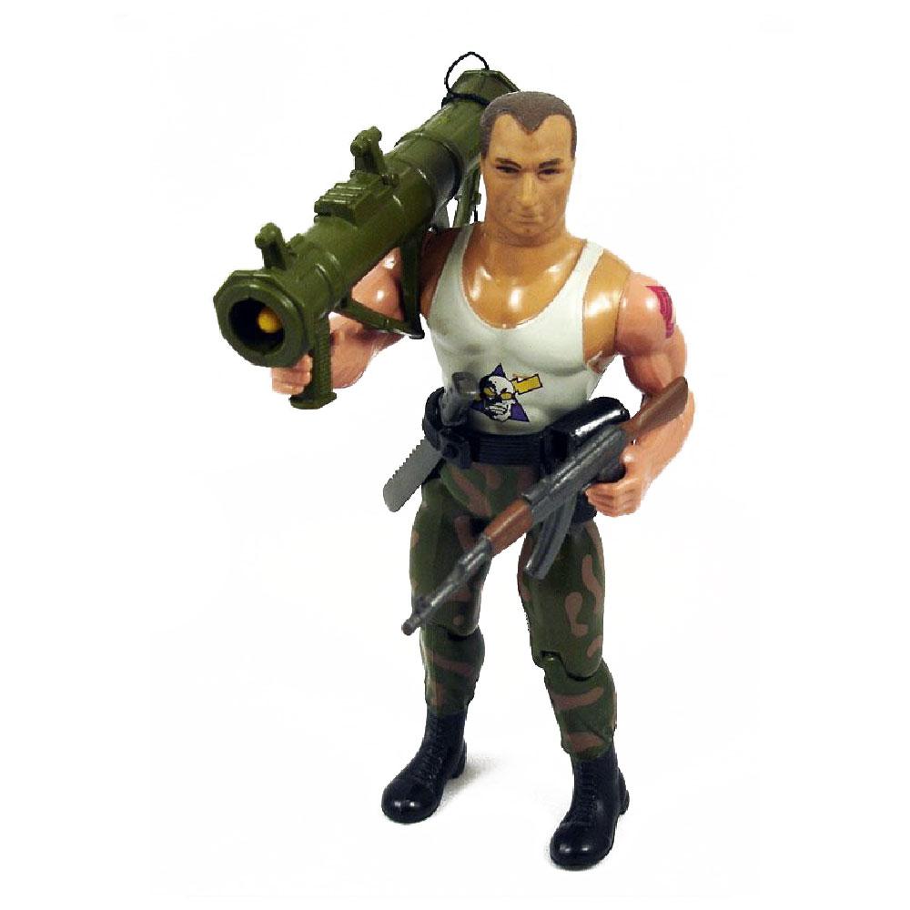 Muñeco de Havoc - Rambo