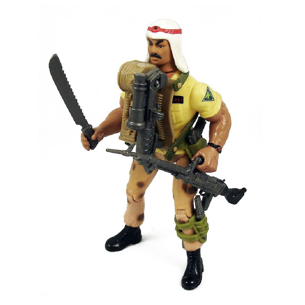 Muñeco de Nomad - Rambo