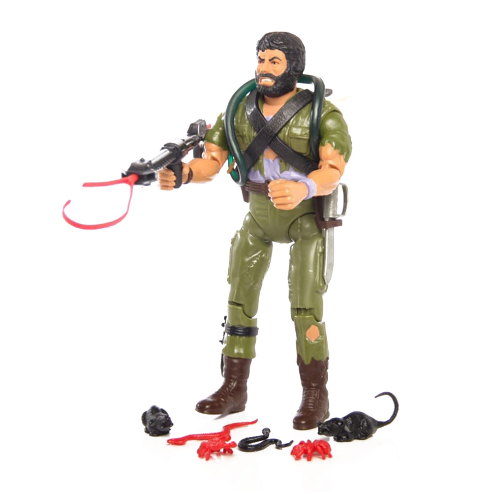 Muñeco de Snakebite - Rambo