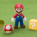Muñecos de Super Mario S.H. Figuarts