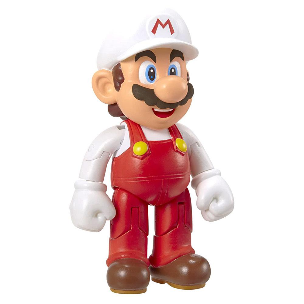 Muñeco de Mario de Fuego - Super Mario