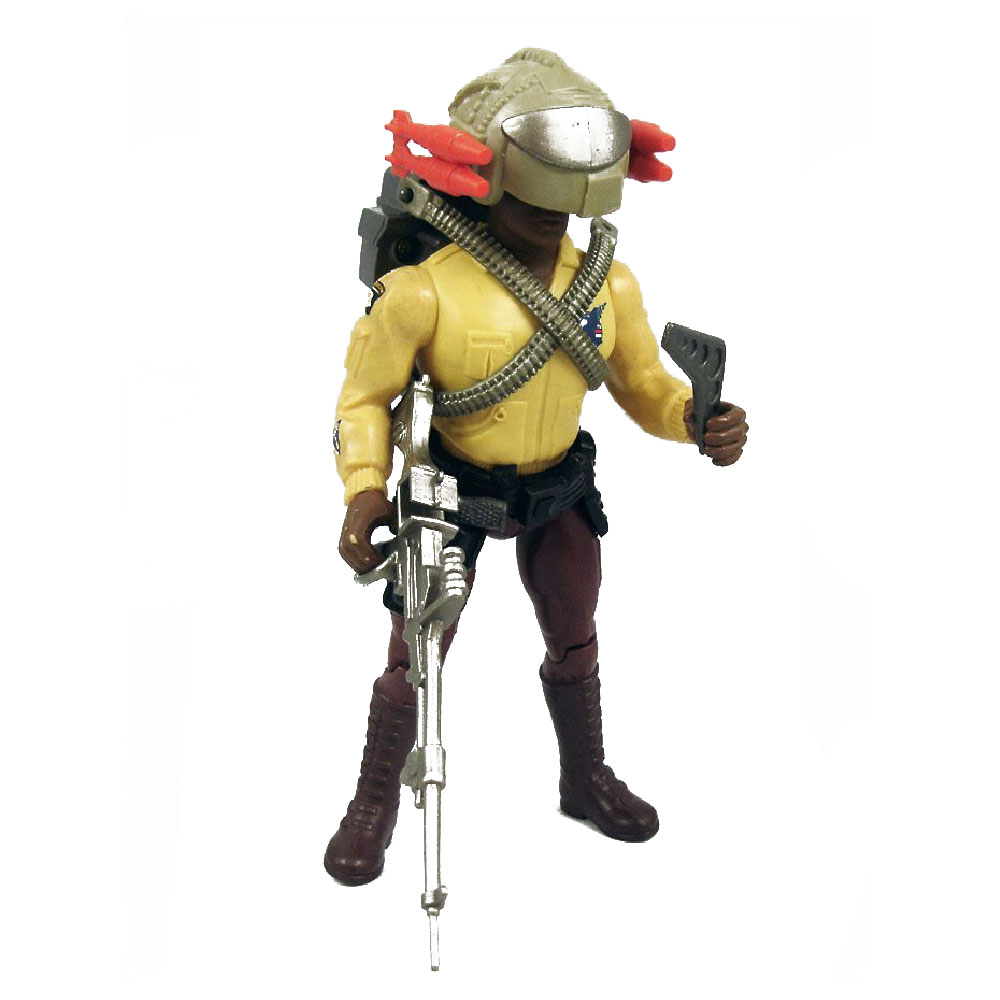 Muñeco de Turbo - Rambo