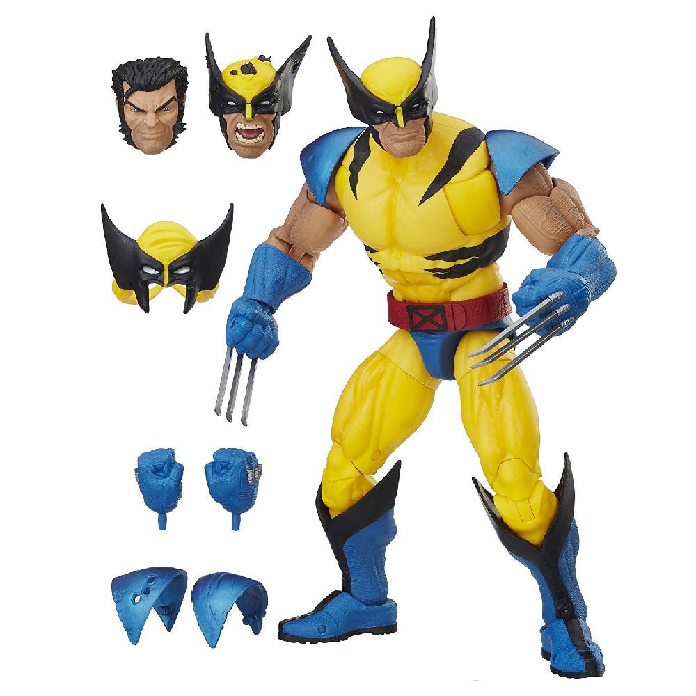 Muñeco de Wolverine Marvel Legends de 12 pulgadas