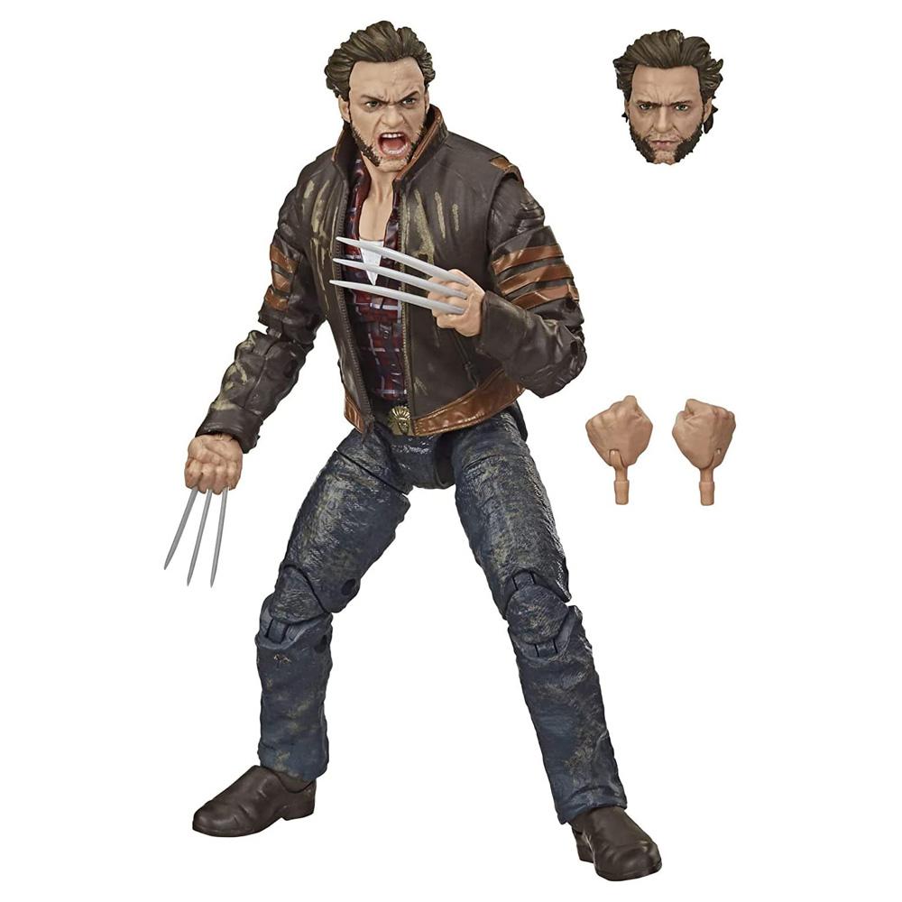 Muñeco de Wolverine Marvel Legends de 6 pulgadas