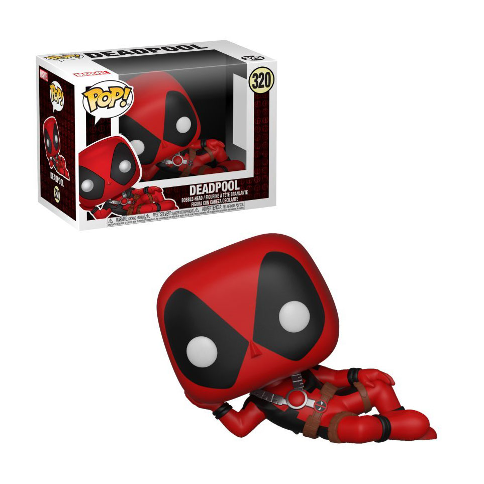 Muñeco de Deadpool de Funko Pop