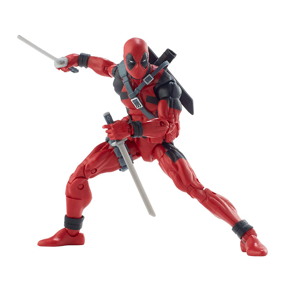 Muñeco de Deadpool Marvel Legends